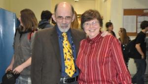 Arthur and Jo Mary Pontes