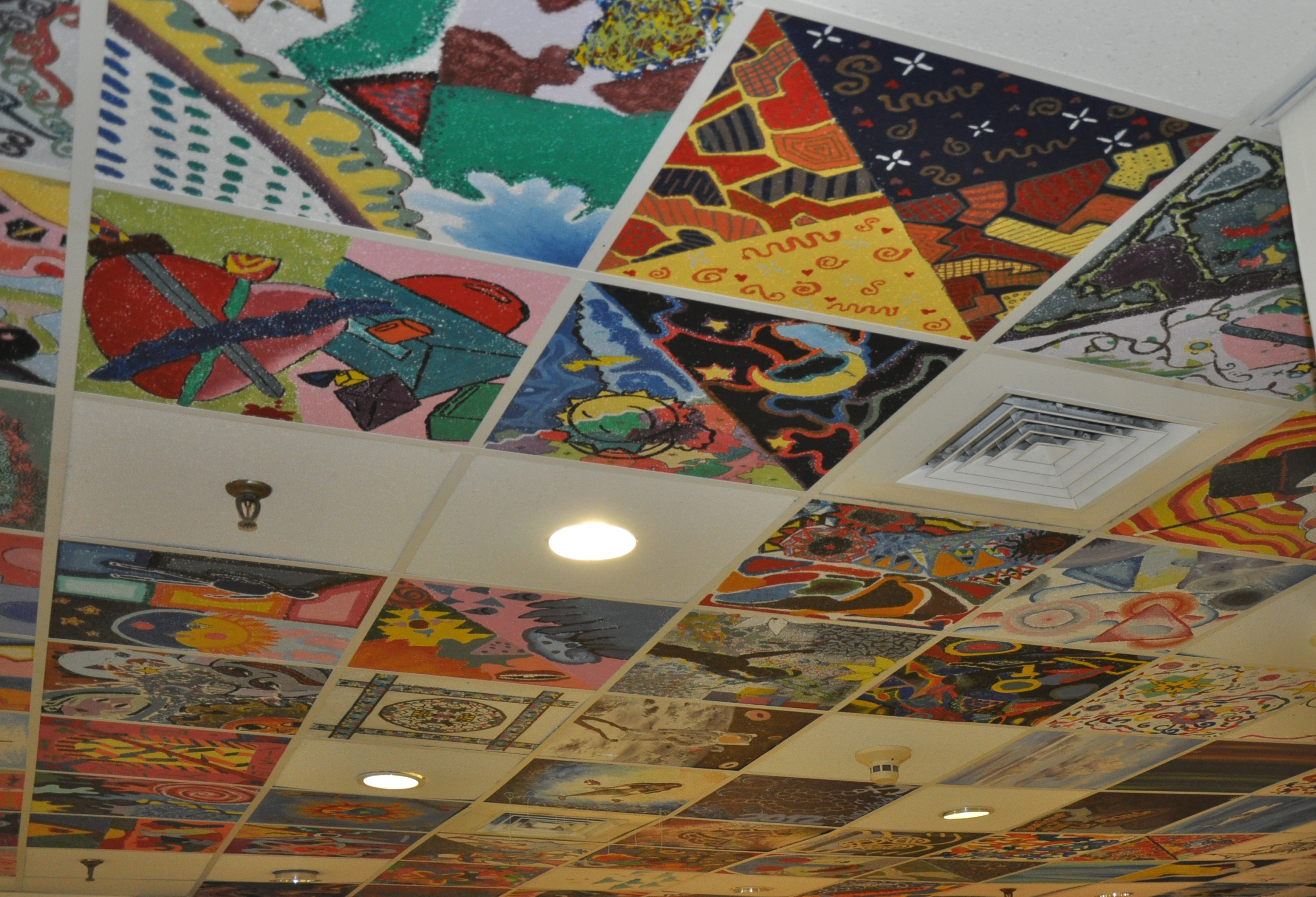 drop ceiling tile decorating ideas - Sturgis East Ceiling Gallery Summer 2012 – Sturgis