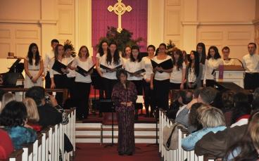 9th-10th Grade Chorus