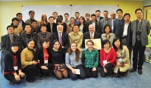 Chinese Principals Visit Sturgis WestNovember 13, 2012