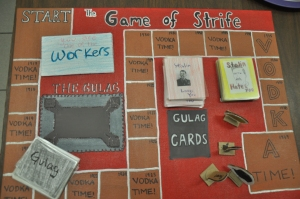 Game of Strife