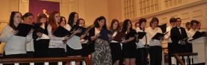Sturgis Singers & Faculty-Parent-Alumni Choir