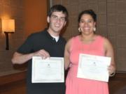 2013 Spirit Award Recipients