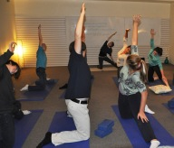 Yoga in Sturgis East Wellness Class