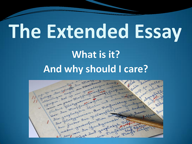 The Complete IB Extended Essay Guide, Examples, Topics.