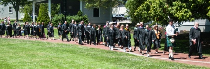Eric Hieser Leads Faculty and Class of 2013 to Hyannis Harbor