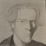 Sander Goldman Self Portrait