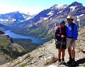 A favorite day hike in Glacier National Park, 2012