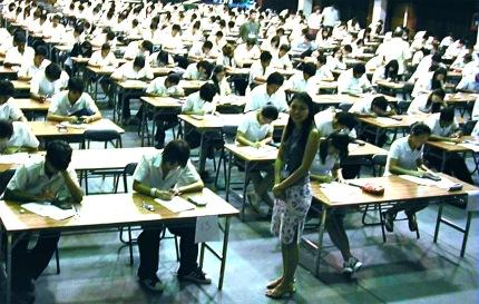 IB Exams in Bangkok