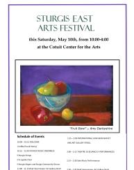 Art East Poster