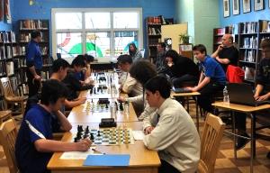 Chess Winners