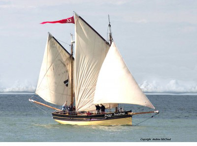 Cornish Lugger built 1904 by Pearce, Richard, East Looe
