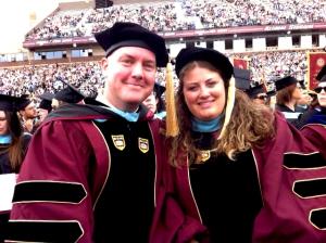 Pete Steedman's Graduation