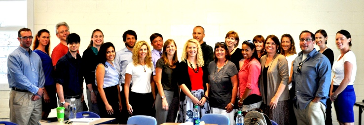 Sturgis Welcomes New Faculty - August 2013