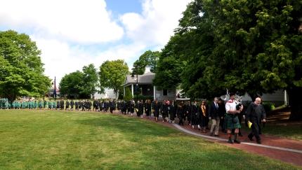 Sturgis West Graduation