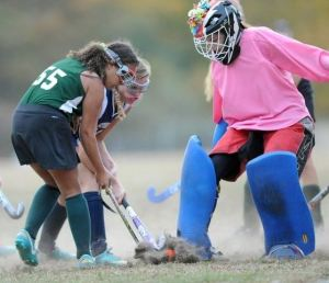 West Field Hockey Goalee