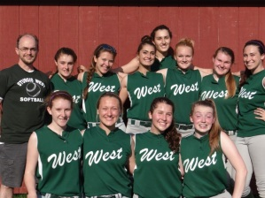 west softball