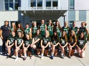 West volleyball team