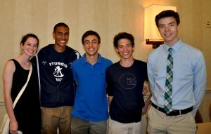Sturgis East Student Leaders