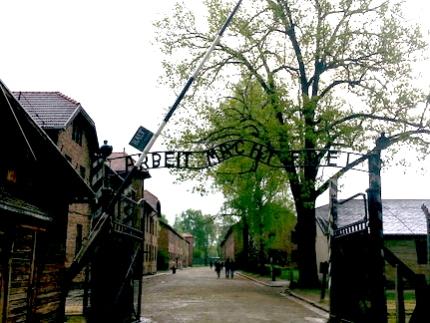Holocaust Trip - Keefe