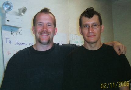 Paul Marble and Harlan Pease, 2006