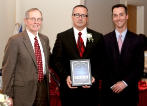 MIAA XC Coach of the Year Award Beckner