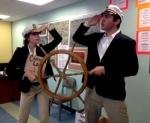 Twin Day - Captain Sturgis