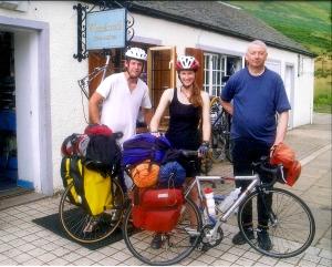 Biking in Ireland