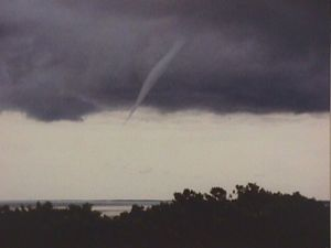 Cappucci -Waterspout off Sagamore - 8-20-97