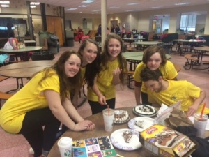 Destination Imagination Team