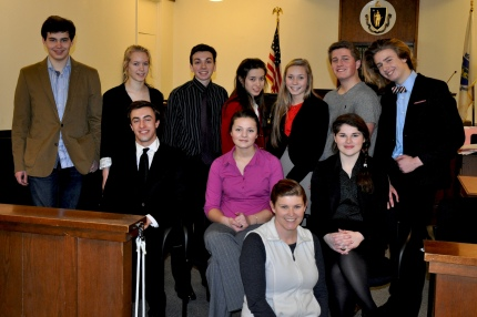 Mock Trial East