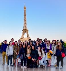 Paris April Travel Group