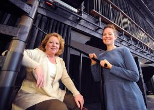 Jo Brisbane and Anna Botsford are some of the locals you'll see on stage across Cape Cod.