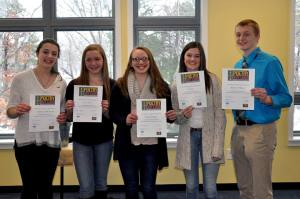 Poetry Out Loud West