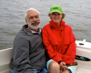 Bob and Martha Armenti