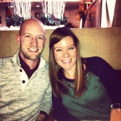 Creighton and Amanda Hulse