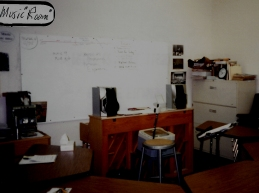 First, Sturgis Music Room, 1999