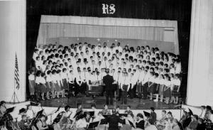 Hubbard 1962 Chorus