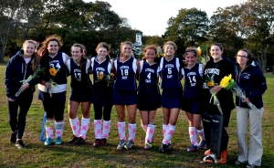 East Field Hockey Seniors