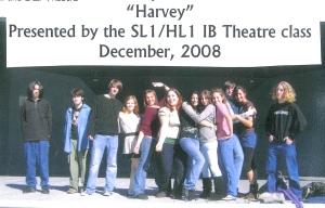 Harvey Cast 2008