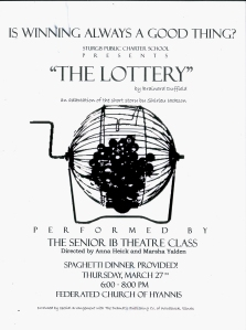 The Lottery 2