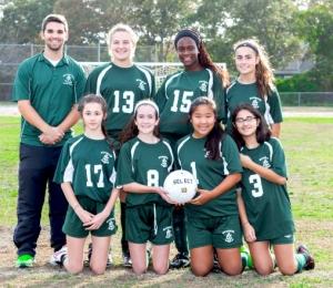 West JV Girls Soccer