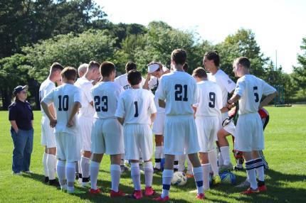 East Boys Soccer