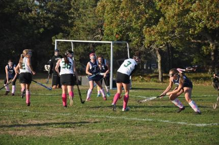 East West Field Hockey Game - CA