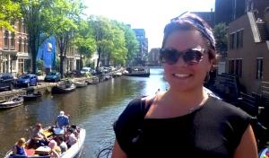 Elisabeth Moore - Museumplein, Amsterdam