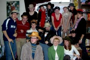 IB Theatre Class 2007