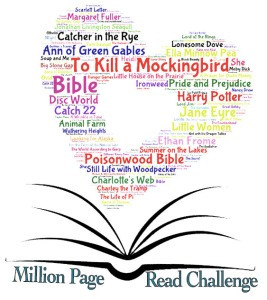Million Page Reading Challenge