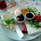 My First Turkish Breakfast