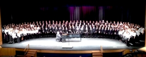 SouthEast District Entire Choir