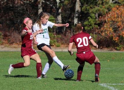 Sturgis West v. Carver Girls Soccer1